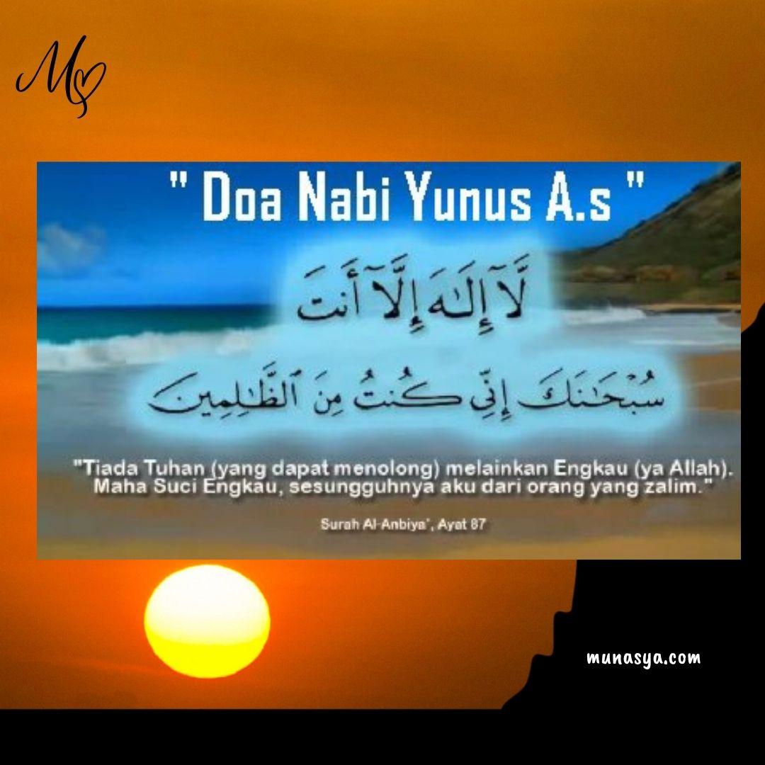 Teladan Foa Kisah Nabi Yunus