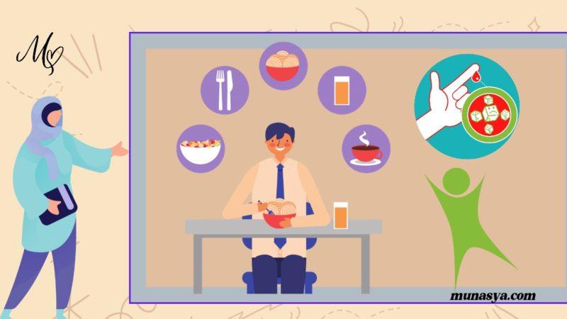 5 Makanan Sehat Yang Menurunkan Gula Darah